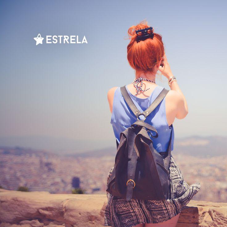 Sięgnij po wakacje w pobliżu - czasem wystarczy wypad za miasto! / Więcej inspirujących treści na www.facebook.com/estrelapl / lifestyle, woman, inspiration, girl, summer, design, photo, photoshoot, hipster, vacations, instagram