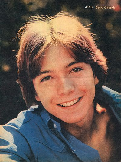 The best selling issue of Jackie Magazine was in 1972. 1,144,834 copies were sold. The big draw?... A free pull out poster of David Cassidy!