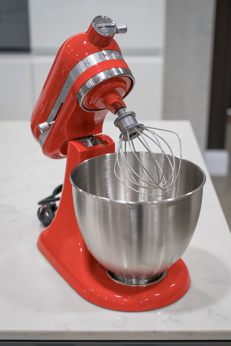 KitchenAid Artisan Mini: when size doesn't matter