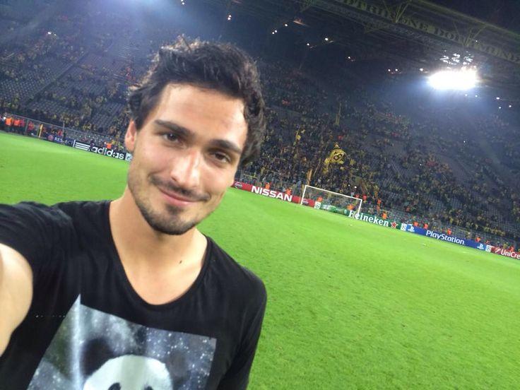 Hummels Dortmund Champions 2014