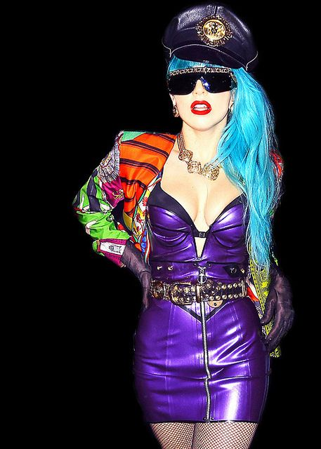 lady gaga fashion style tumblr | fashion, lady gaga, neons - inspiring picture on Favim.com