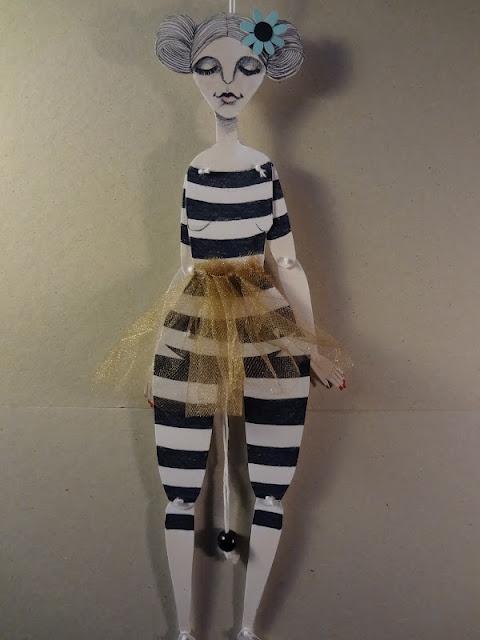 I love stripes - Karina Bækkelund, Jumping Jack Julia