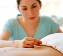 Acupuncture balances hormonal issues.