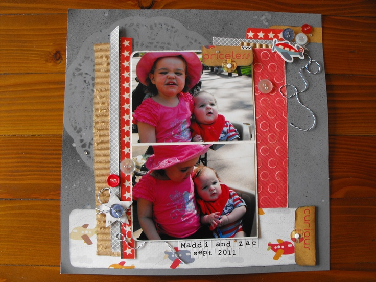 photo 2011  scrapbooked 2011