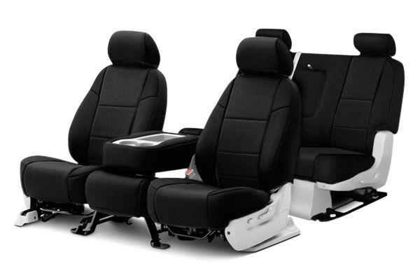 Dodge Ram 2014, Ballistic Custom Seat Covers by Coverking®