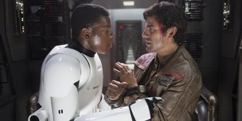 john boyega crushes hope for gay romance in Star wars