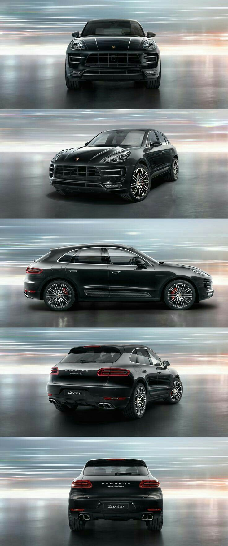 Porsche Macan - Turbo