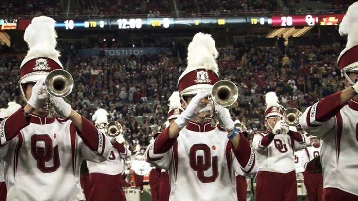 Alumni unite: Oklahoma makes list of 'Best Fight Songs in College Football'