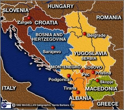 He Didn't Bomb For Nothing: Kosovo Granted Wesley Clark Coal Rights | The Ugly…