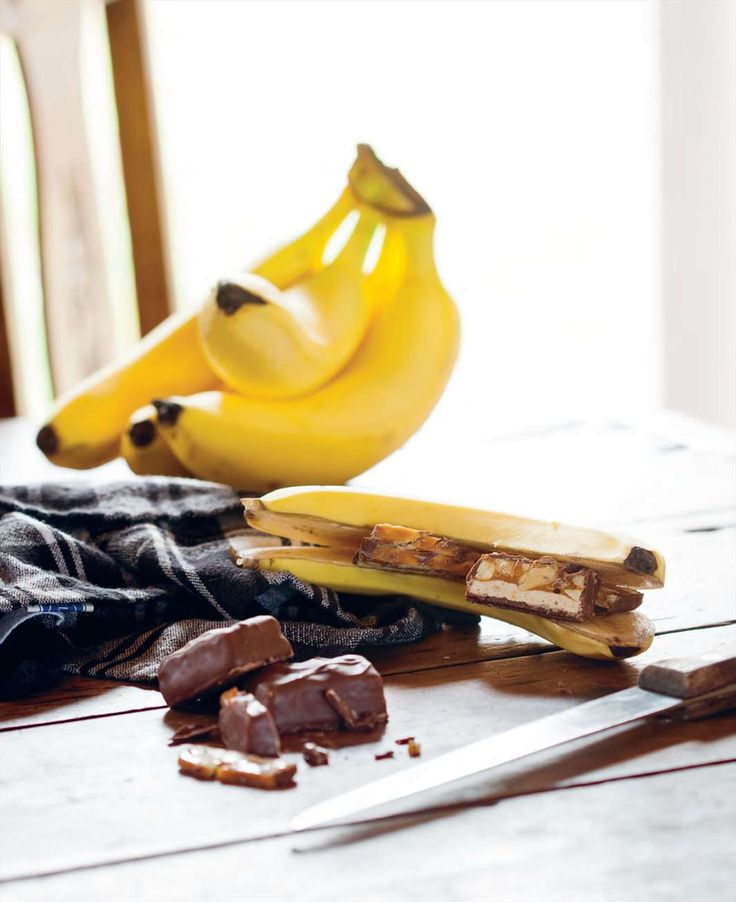 Barbecued banana split by Ben O'Donoghue | Cooked