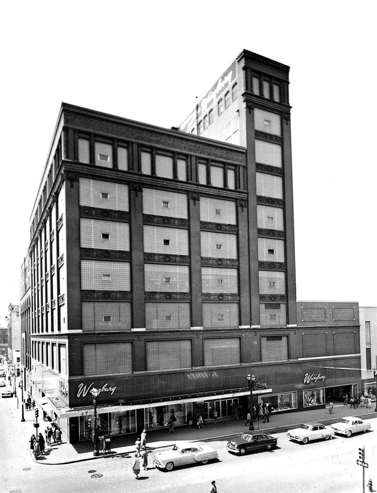 The Department Store Museum: F. W. Wurzburg Co., Grand Rapids, Michigan
