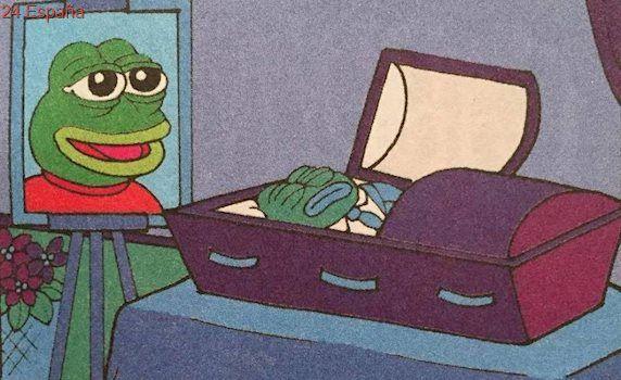 La rana Pepe, que se convirtió en un meme símbolo del odio, muere a manos de su creador