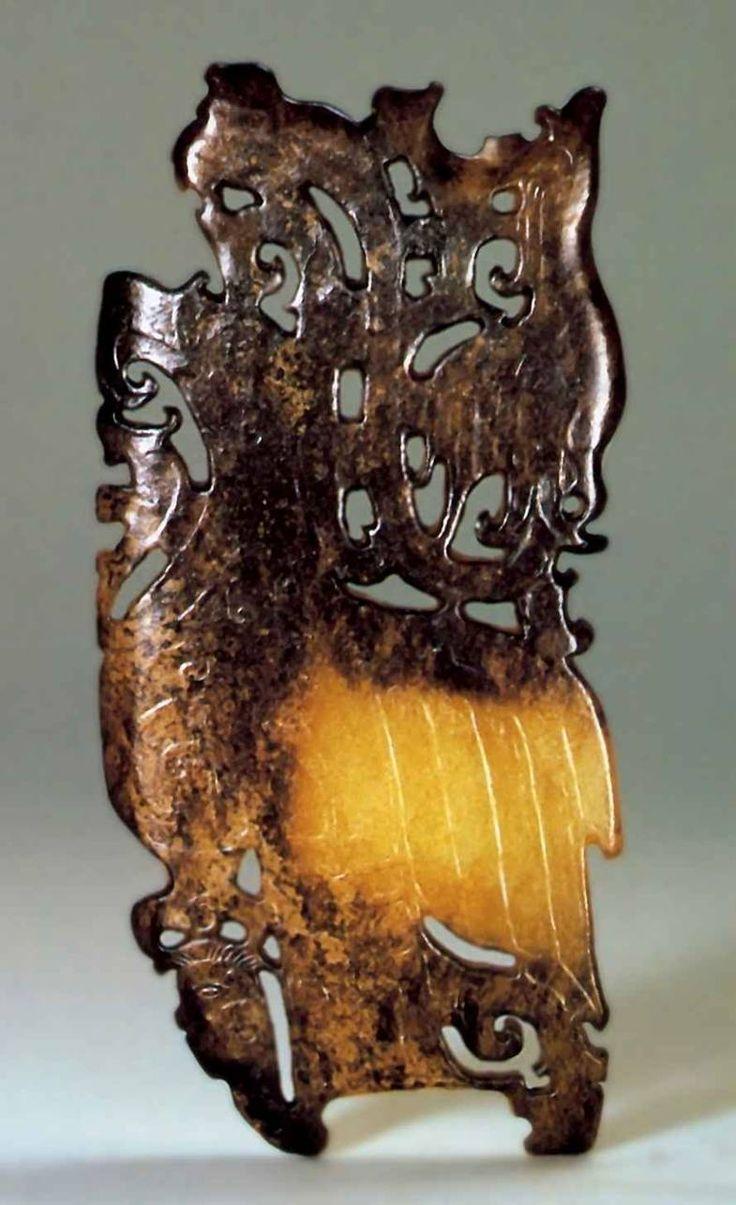 Подвеска с изображением феникса Китай