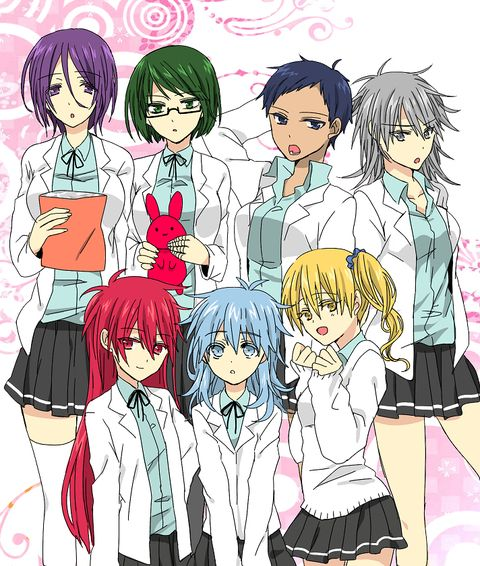 Kuroko's Basketball / Kuroko no Basket (黒子のバスケ) - Genderbend -「黒バス性転換まとめ」/「藻ずく」の漫画 [pixiv]