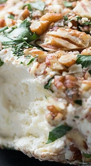 Roasted garlic and three kinds of cheese collide in this easy yet impressive…