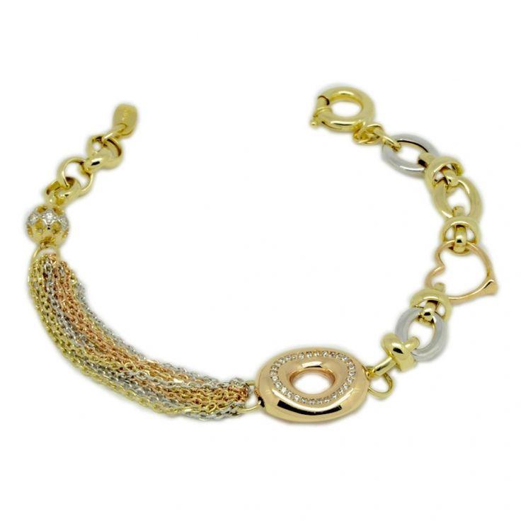 Fantazi Altın Bileklik #altın #bileklik #altınbileklik #besaygold #moda #takı #kadın #indirim