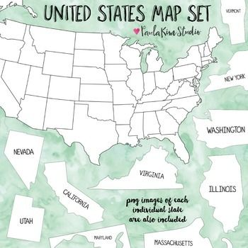 The UnitedStates Regions Map Displays Several Geographic Us Map - Maps of all states