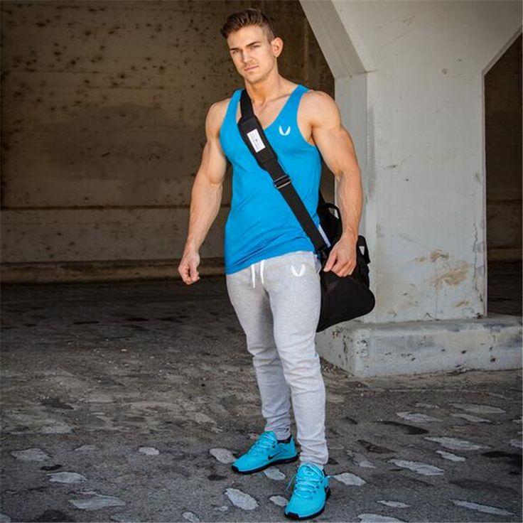 Sports Wear For Gymshark Male Fitness Casual Outdoor Joggers Sweatpants Bottom Snapback Gym Pants Men Aesthetics Jogging Hombre♦️ B E S T Online Marketplace - SaleVenue ♦️ http://www.salevenue.co.uk/products/sports-wear-for-gymshark-male-fitness-casual-outdoor-joggers-sweatpants-bottom-snapback-gym-pants-men-aesthetics-jogging-hombre/ US $9.58