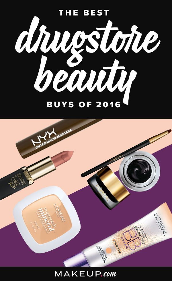 We found some amazing drugstore products in 2016, but these were clearly the best.