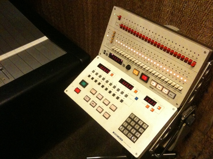 A lovely remote for an Otari MTR-90