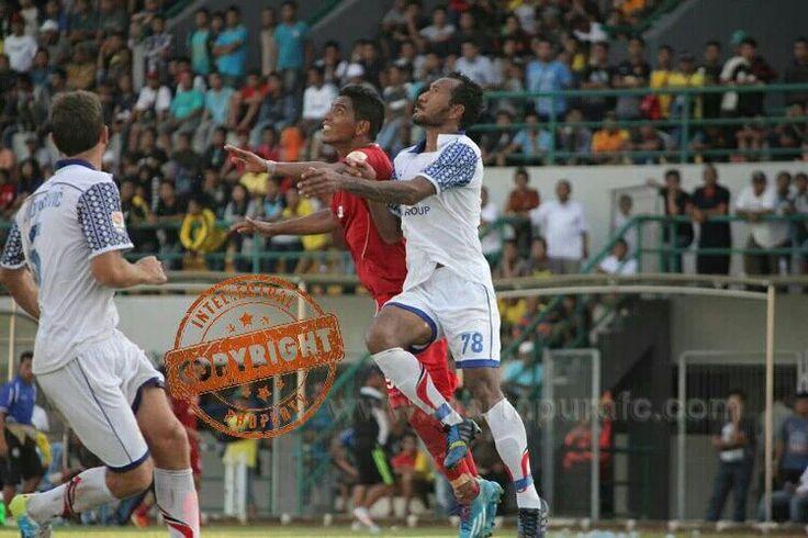 #MartapuraFC vs PS Barito Putera.
