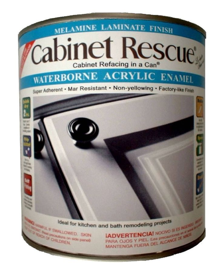 Now you can paint right over old laminated cabinets art for Kitchen cabinets you can paint