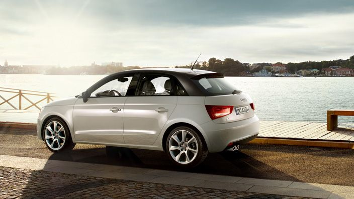 Discover the Audi A1 Sportback at www.audi.be