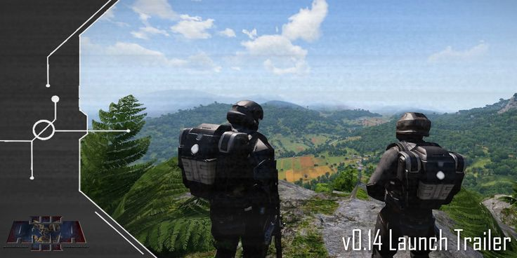 There's been a new update for the Arma 3 Halo mod! https://www.youtube.com/watch?v=H9uQoNdKm-I