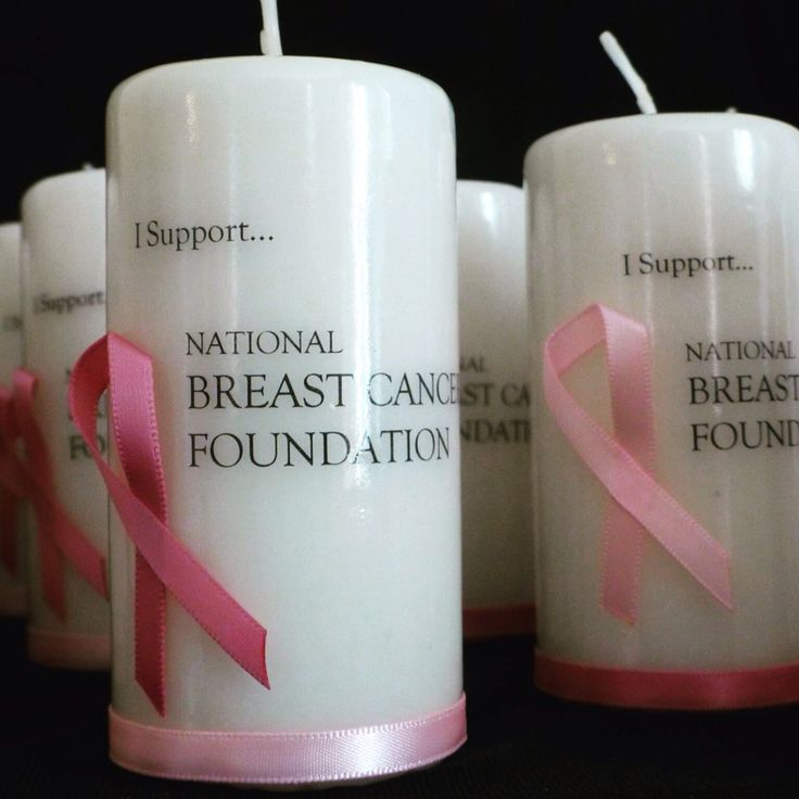 Candles By Us supporting National Breast Cancer Foundation @candlesbyus #candlesbyus #nbcf
