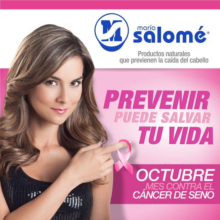 Para prevenir el #CancerDeMama #explorate , aún estamos a tiempo. #ModoRosa