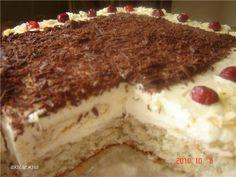 Пирожное «Баловница»