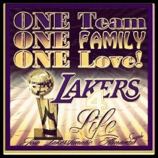 Lakers Fan 4 Life