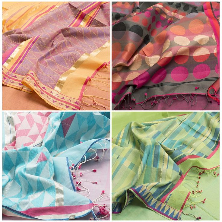 Beautiful Organic Cotton Saris from the Athangudi Collection of Ethicus. Check at http://www.parisera.com/catalog/search/?q=11nov2014fb&x=0&y=0