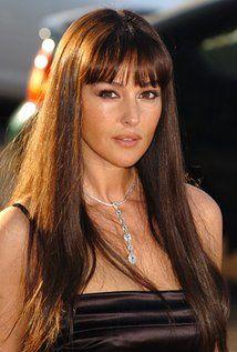 """Monica Bellucci  Born: Monica Anna Maria Bellucci September 30, 1964 in Città di Castello, Umbria, Italy  Height: 5' 7¼"""" (1.71 m)"""