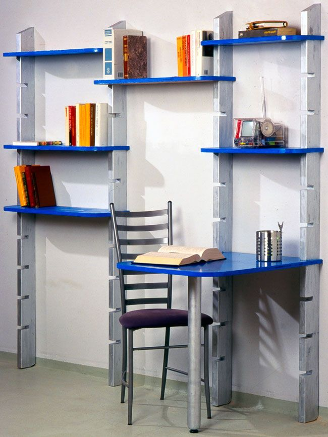 17 best images about librerie fai da te on pinterest - Mensole modulari ...