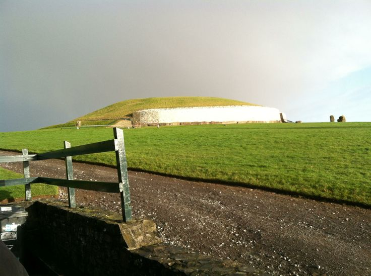 UNESCO World Heritage Site of Newgrange the original settlement in the Boyne Valley dating back over 5000 years pre dating the Pyramids, just 15 minute drive from The Cottages.