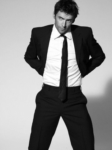 Hugh Jackman.  One word.  YUM!  :)