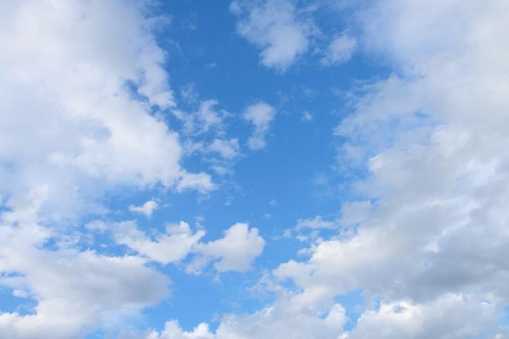 そら日和 #sky #空