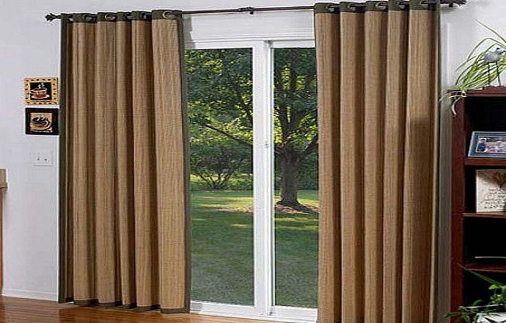 17 best ideas about sliding door coverings on pinterest patio door curtains patio door. Black Bedroom Furniture Sets. Home Design Ideas