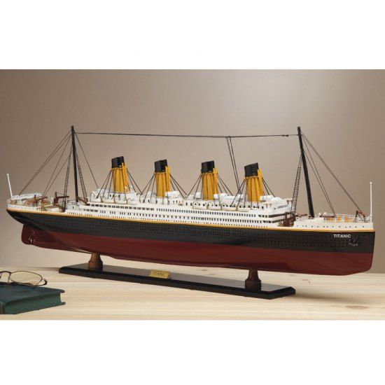 Buy RMS Titanic Model online in Australia - http://www.mykangahome.com/buy-rms-titanic-model-online-in-australia/ #Australia #home #decor #garden