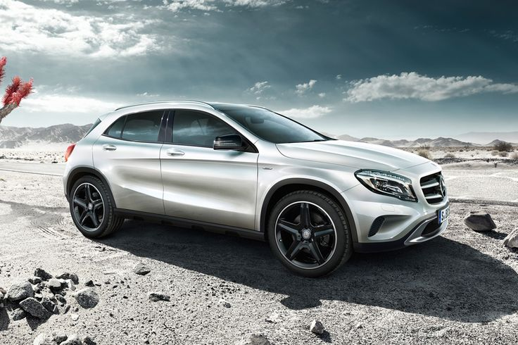 Following the world premiere of the Mercedes-Benz GLA, the German car manufacturer now introduces the exclusive Edition 1 variant.