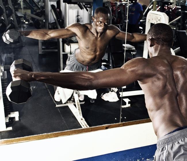 Usain Bolt - AskMen