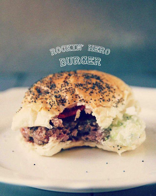 Milk and Honey: Rockin' Hero Burger