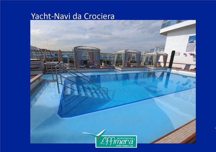 YACHT-Navi da Crociera Wellness&Spa  effimera.eu