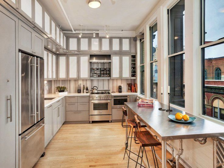 834 best Loft Kitchen Ideas images on Pinterest | Architecture, Barbecue  grill and Factories