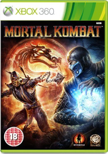 Mortal Kombat (Xbox 360) - http://www.cheaptohome.co.uk/mortal-kombat-xbox-360/  Mortal Kombat (Xbox 360) Short Description  The newest chapter of the iconic fight franchise marks a triumphant return to the series' mature presentation and a reinvention of its classic 2D fighting mechanic.  Driven by an all new graphics engine, the fan favourite Fatality is back and presented in more gory detail than ever before. In addition, Mortal Kombat introduces a number of new gam