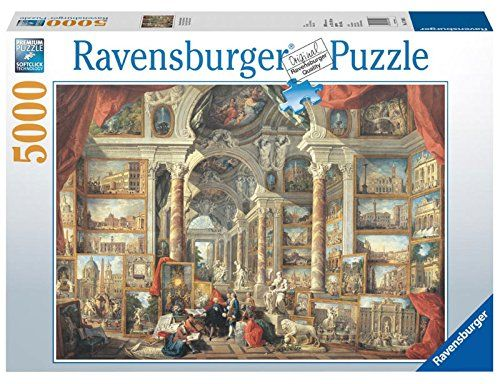Ravensburger Views of Modern Rome - 5000 Piece Puzzle Ravensburger http://www.amazon.com/dp/B00004TQMG/ref=cm_sw_r_pi_dp_hRYXvb085BXDK