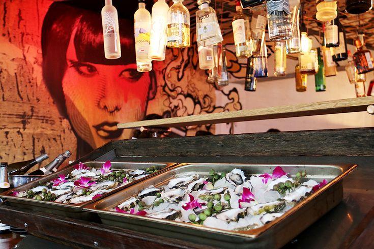 Oyster Bar - Saigon Sally