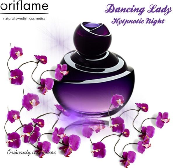 Dancing Lady Hypnotic Night Eau de Toilette - Berani, intens dan menggoda. Dancing Lady Hypnotic Night mengalun bersama suluran flamenco trompette dan krim sandalwood yang seksi. Biarkan iramanya yang memabukkan terus merangkul Anda sepanjang malam. 50 ml.