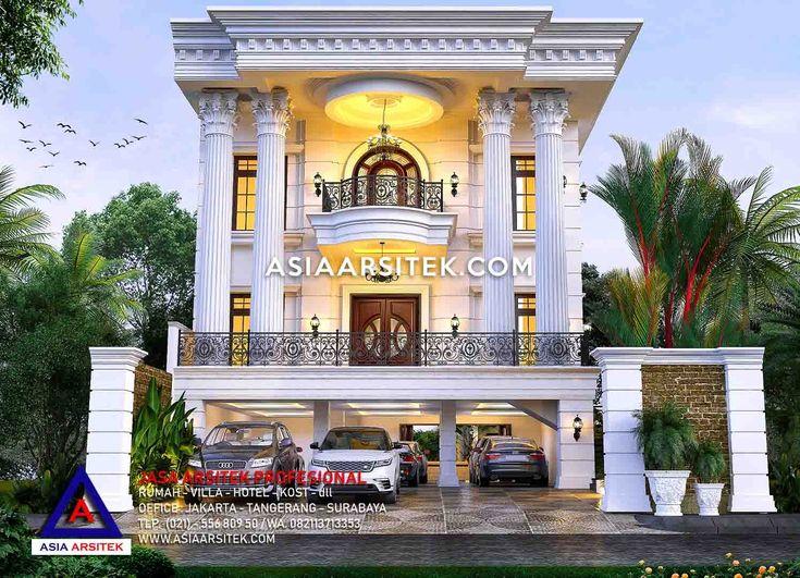 Asia Arsitek 7 Desain Rumah Desain Rumah Desa Rumah